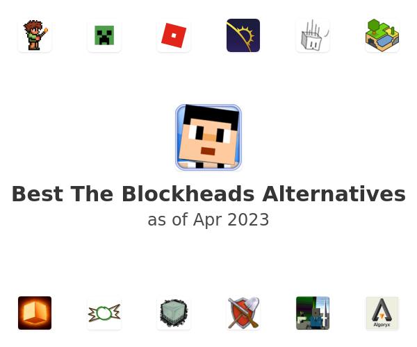 Best The Blockheads Alternatives
