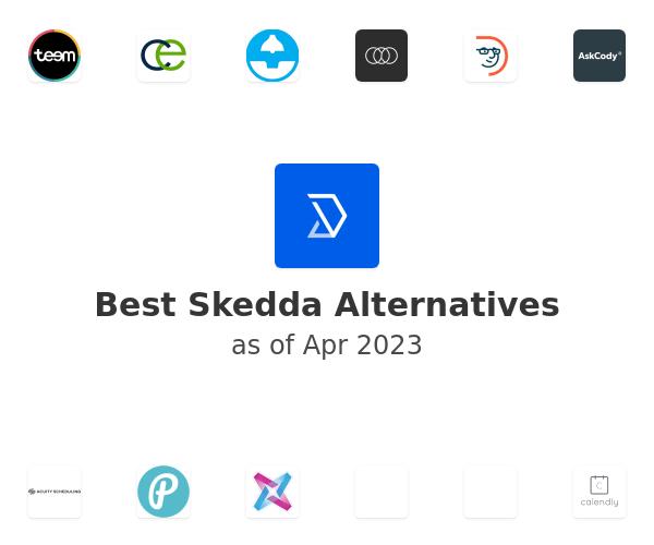 Best Skedda Bookings Alternatives