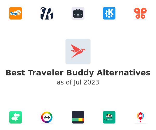 Best Traveler Buddy Alternatives