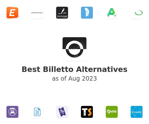Best Billetto Alternatives