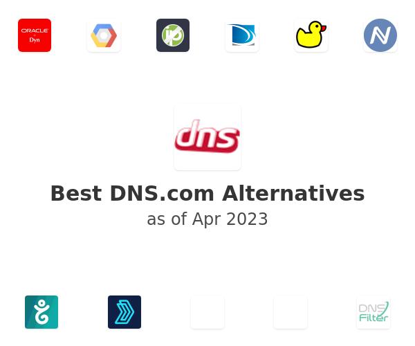 Best DNS.com Alternatives
