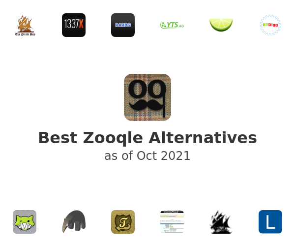 Best Zooqle Alternatives