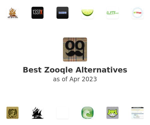 Best Zooqle Alternatives
