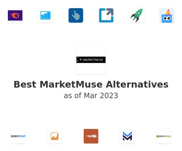 Best MarketMuse Alternatives