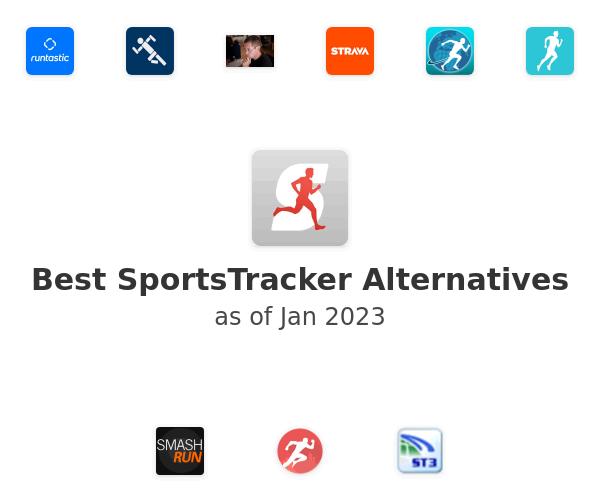 Best SportsTracker Alternatives