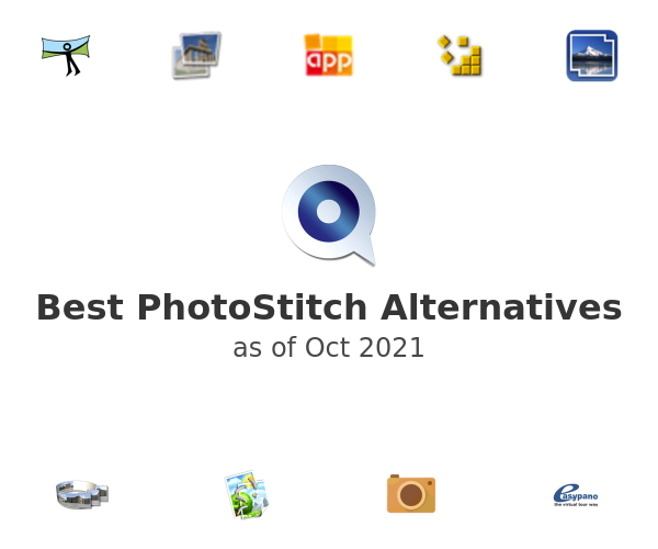 Best PhotoStitch Alternatives