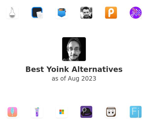 Best Yoink Alternatives