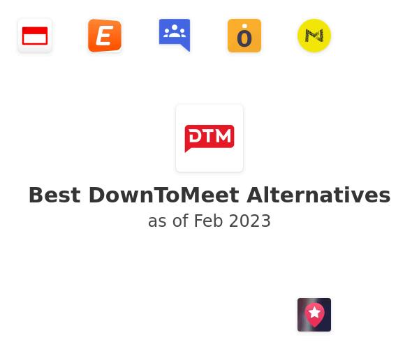 Best DownToMeet Alternatives