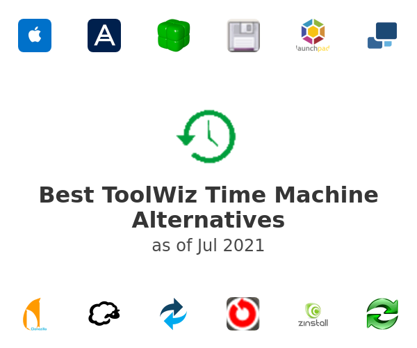 Best ToolWiz Time Machine Alternatives