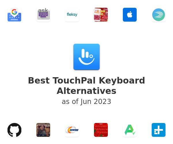 Best TouchPal Keyboard Alternatives