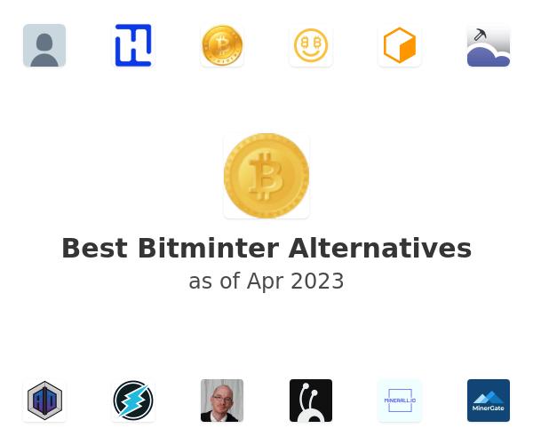 Best Bitminter Alternatives