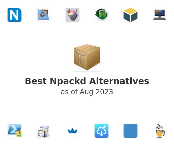 Best Npackd Alternatives