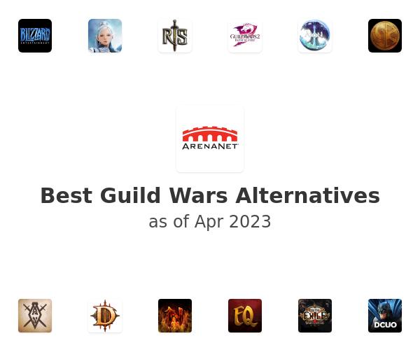 Best Guild Wars Alternatives