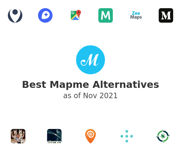 Best Mapme Alternatives