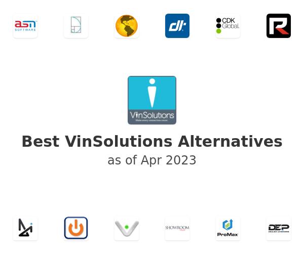 Best VinSolutions Alternatives