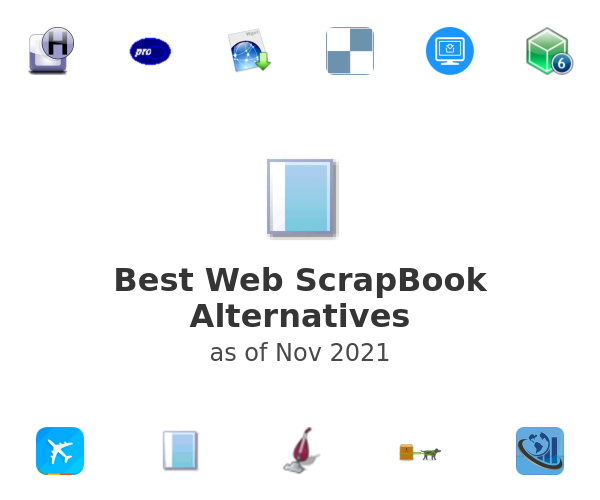 Best Web ScrapBook Alternatives