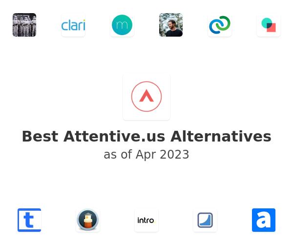 Best Attentive.us Alternatives