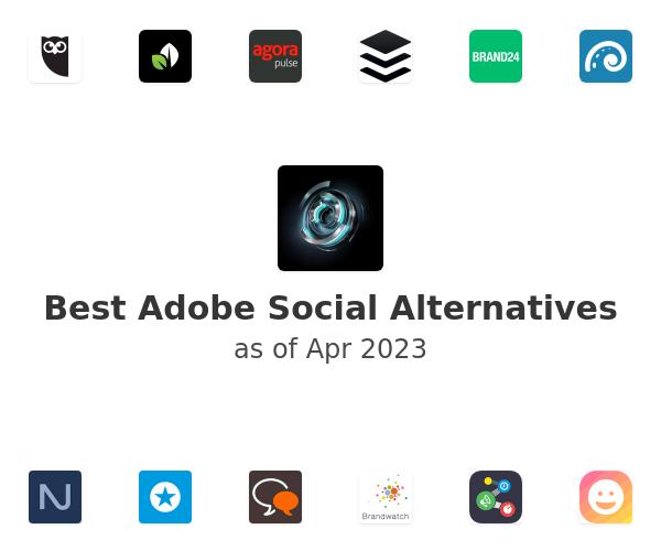 Best Adobe Social Alternatives