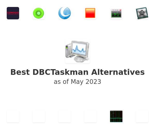 Best DBCTaskman Alternatives