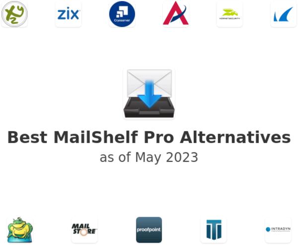 Best MailShelf Pro Alternatives