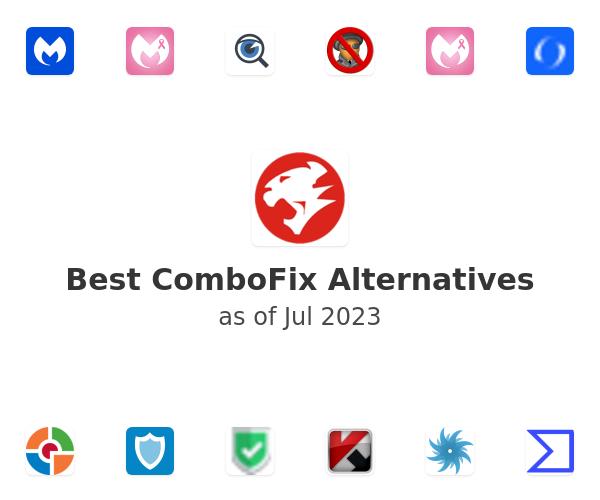 Best bleepingcomputer.com ComboFix Alternatives