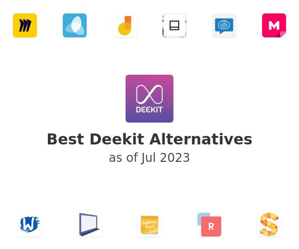 Best Deekit Alternatives