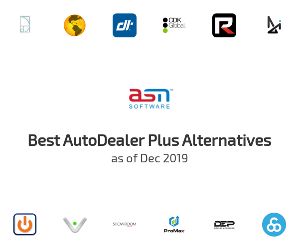 Best AutoDealer Plus Alternatives