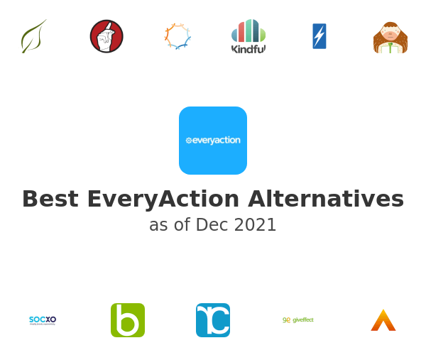 Best EveryAction Alternatives