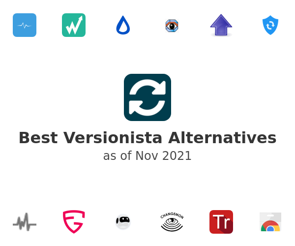 Best Versionista Alternatives
