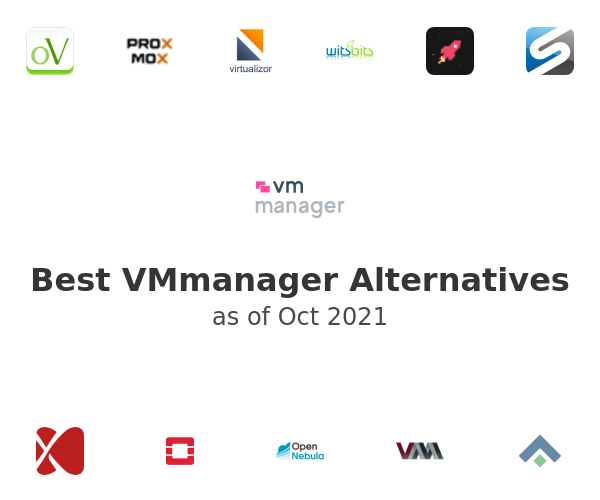 Best VMmanager Alternatives
