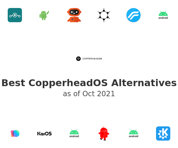 Best CopperheadOS Alternatives