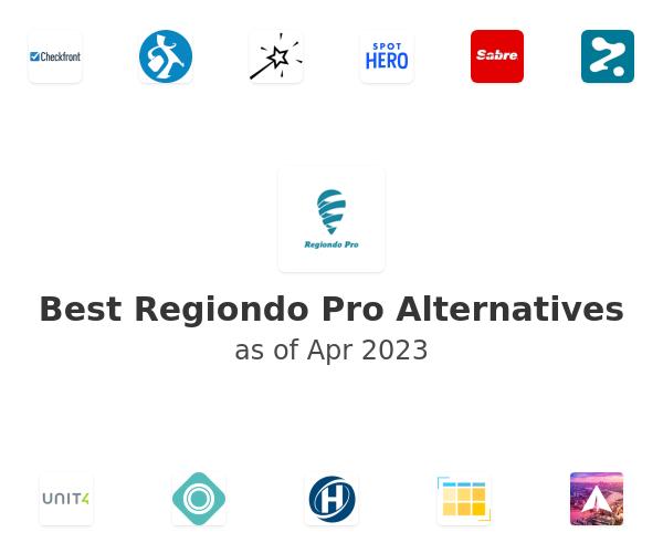 Best Regiondo Pro Alternatives
