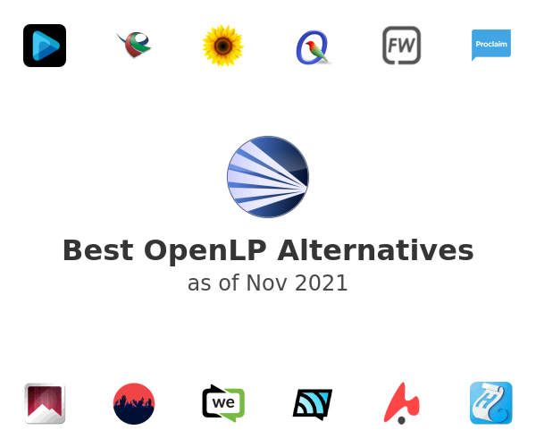 Best OpenLP Alternatives
