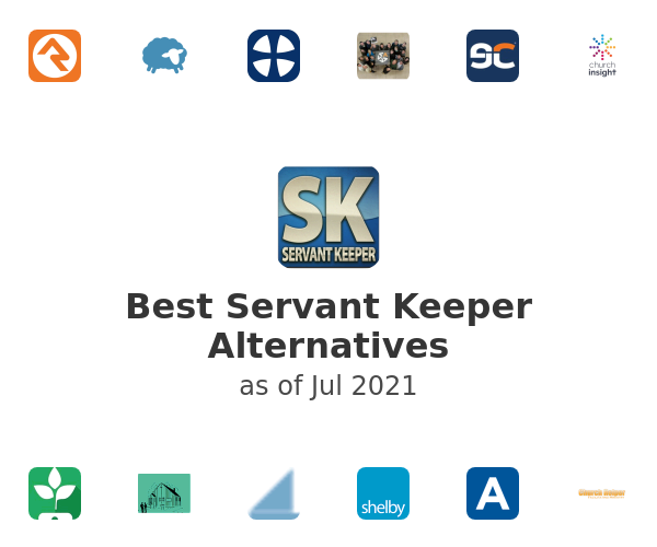Best Servant Keeper Alternatives