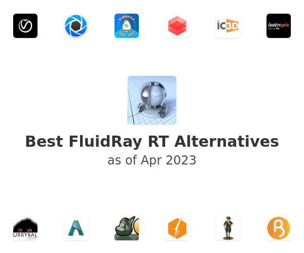 Best FluidRay RT Alternatives