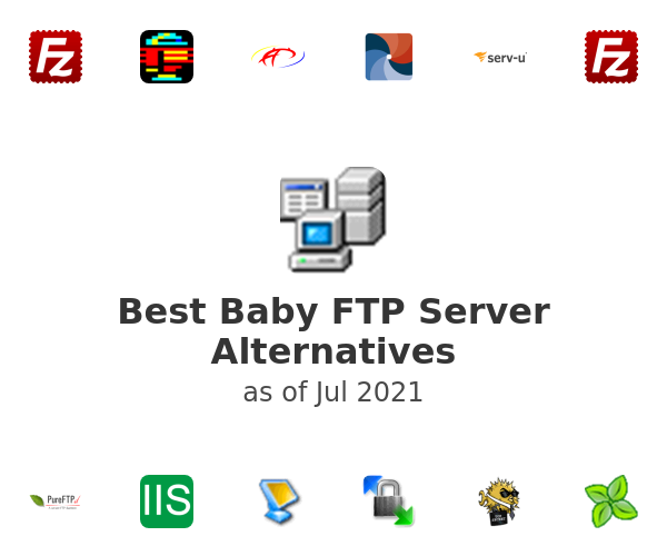Best Baby FTP Server Alternatives