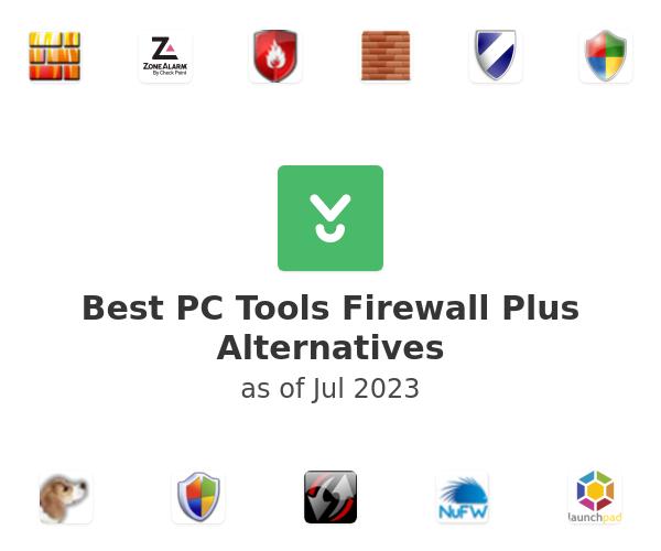 Best PC Tools Firewall Plus Alternatives