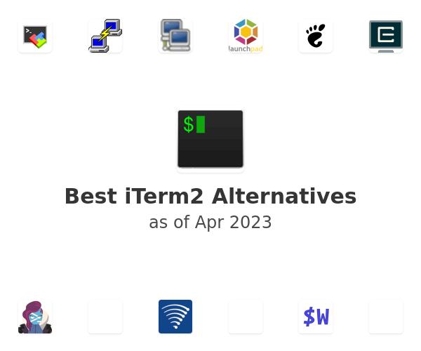 Best iTerm2 Alternatives