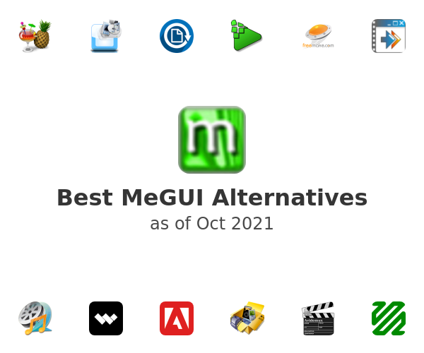 Best MeGUI Alternatives