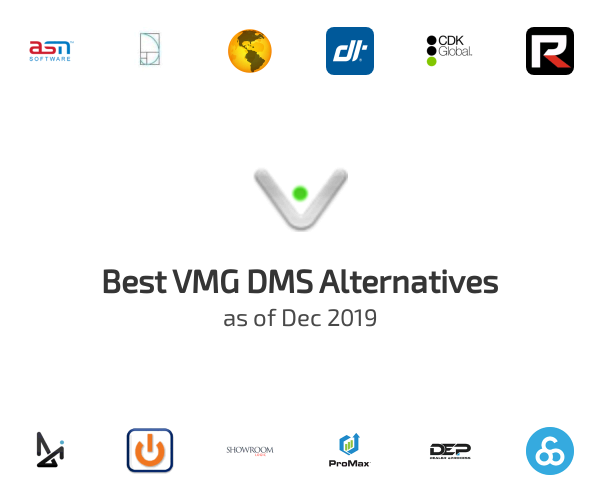 Best VMG DMS Alternatives