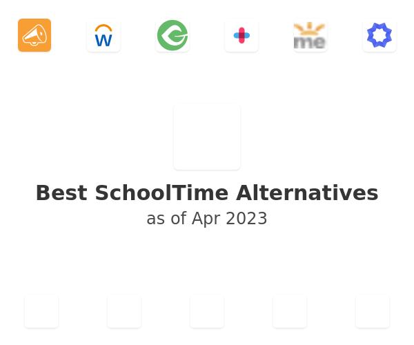 Best SchoolTime Alternatives