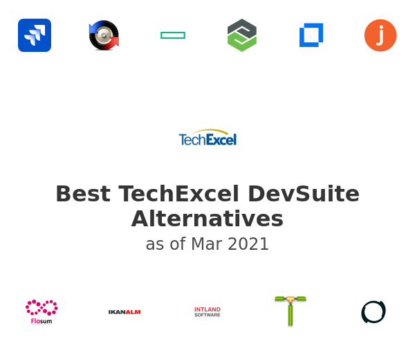 Best TechExcel DevSuite Alternatives