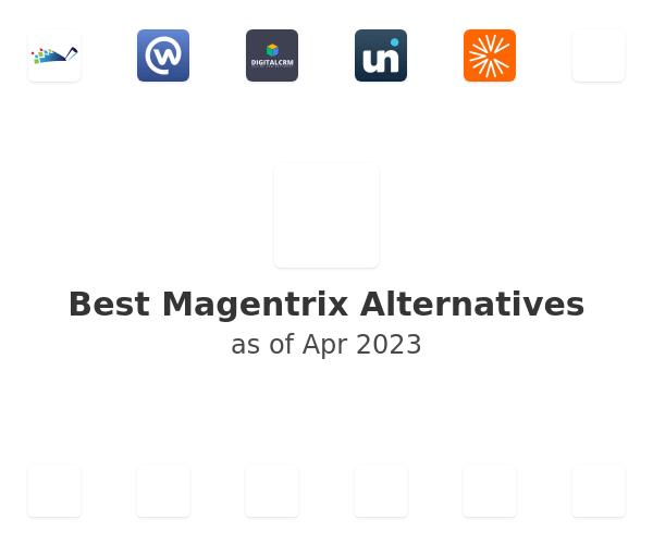 Best Magentrix Alternatives
