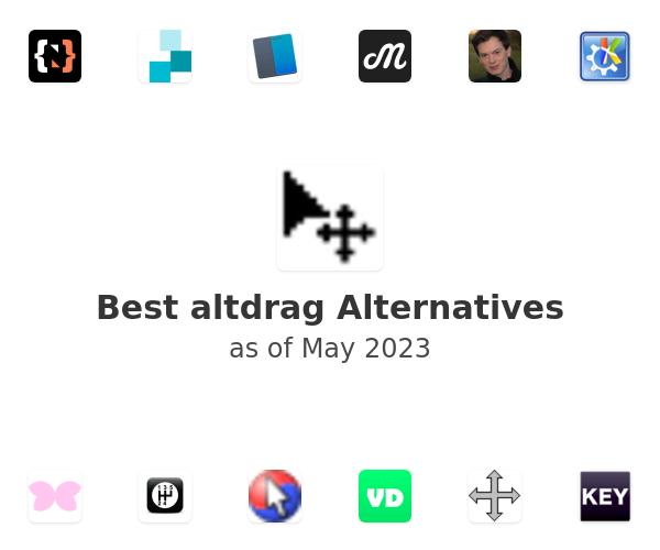 Best altdrag Alternatives
