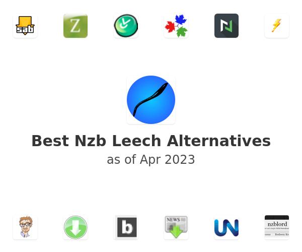 Best Nzb Leech Alternatives