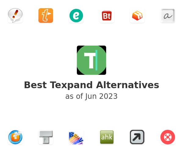 Best Texpand Alternatives