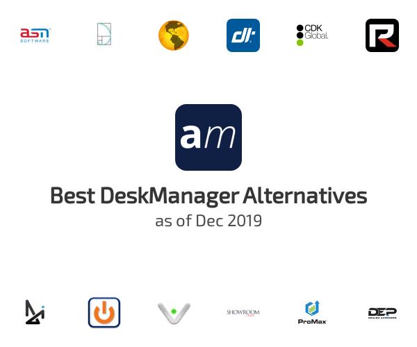 Best DeskManager Alternatives