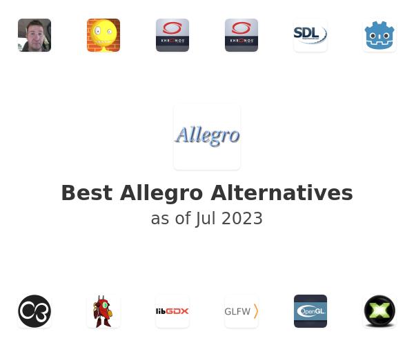 Best Allegro Alternatives
