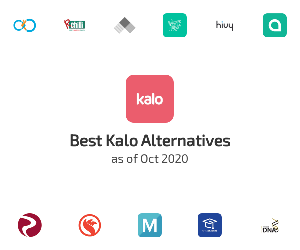 Best Kalo Alternatives
