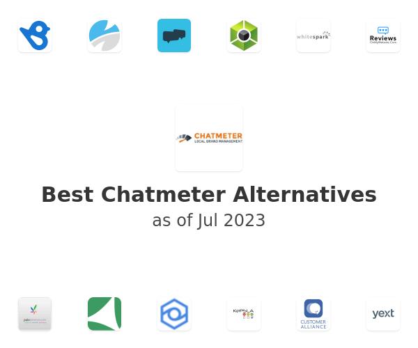 Best Chatmeter Alternatives